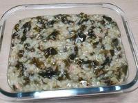 海帶鮪魚粥