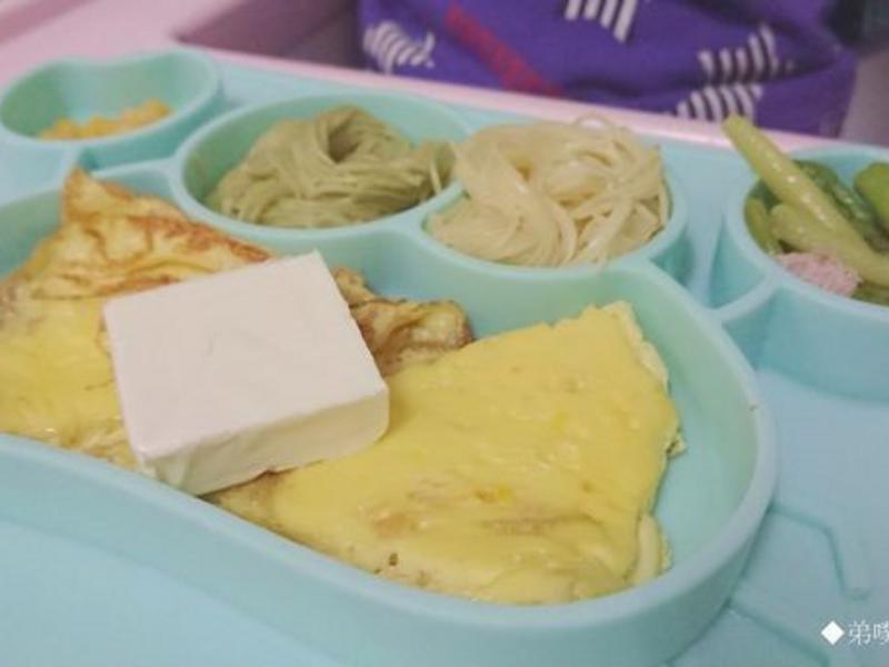 穗穗康健寶寶麵-蛋煎麵