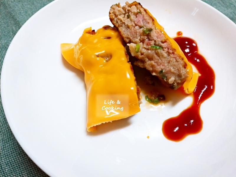 【Lin桑食堂】日式豬肉鮮蝦排