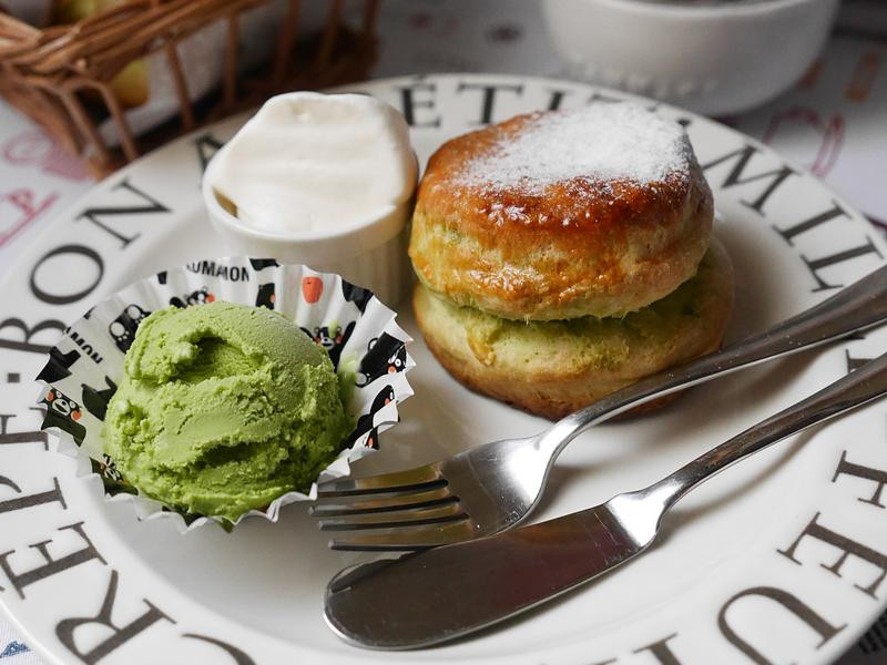 英式鬆餅(司康)