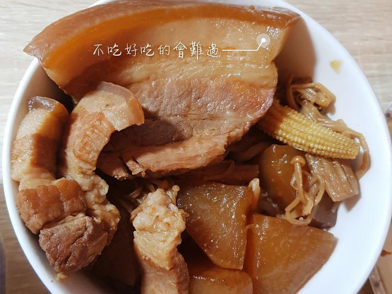 沖繩風黑糖燉肉