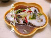 無敵簡單的豆豉蒸鱈魚