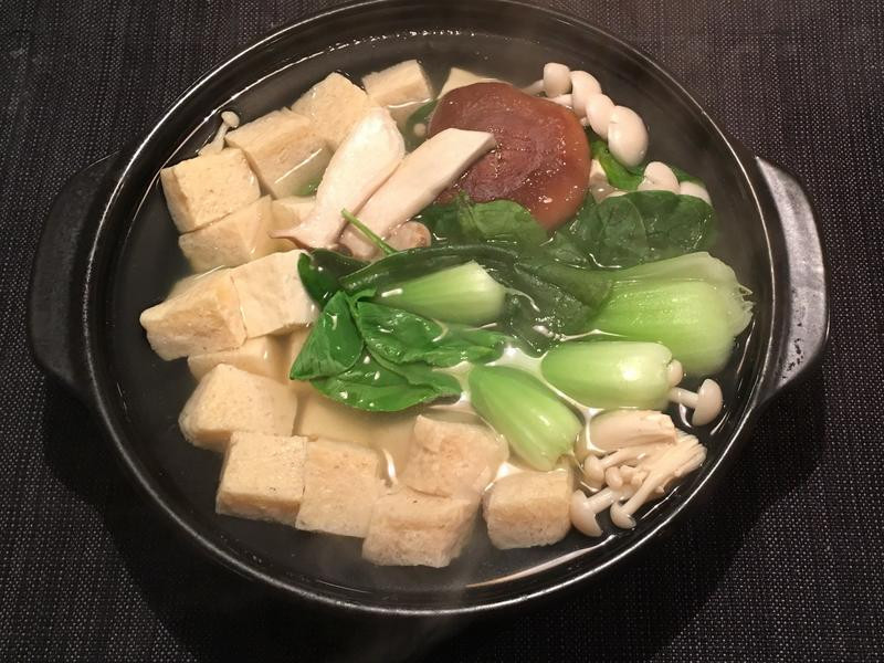 柴魚昆布火鍋