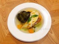 朝鮮薊鮮魚湯