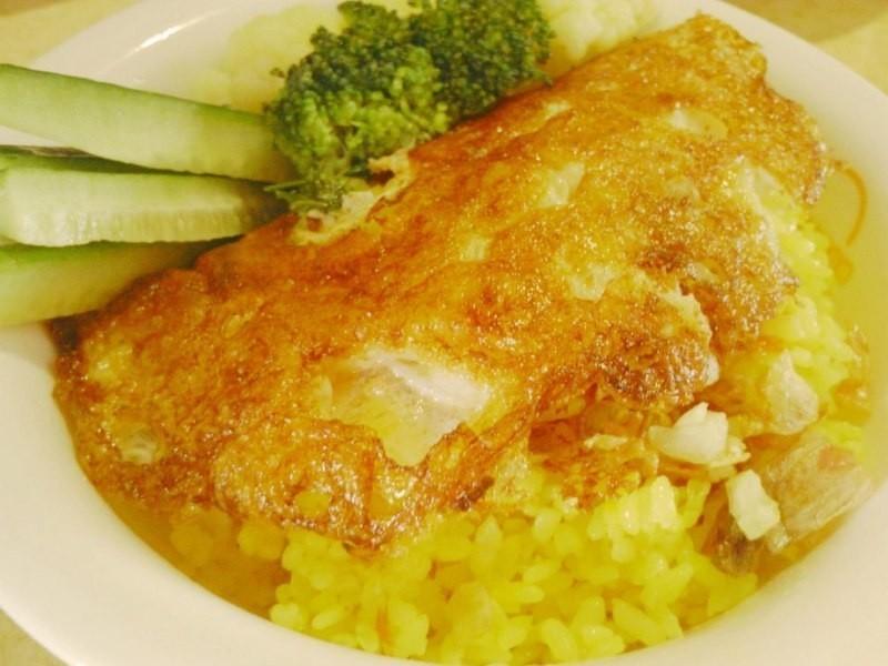 簡易印尼黃薑飯
