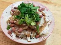 《胡麻醬》高麗菜豆乾沙拉~高纖簡單快速