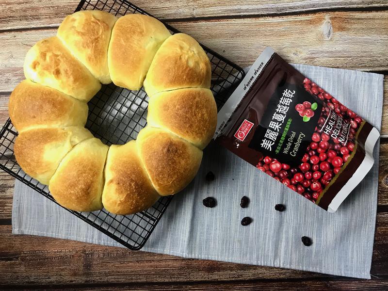 蔓越莓cream cheese小餐包