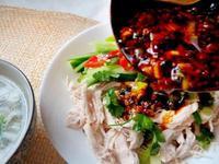 川味麻辣涼拌雞絲(雞胸肉)
