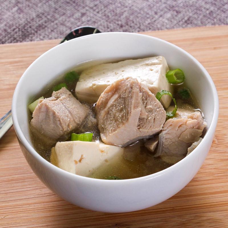 【厚生廚房】烏鰡味噌豆腐湯