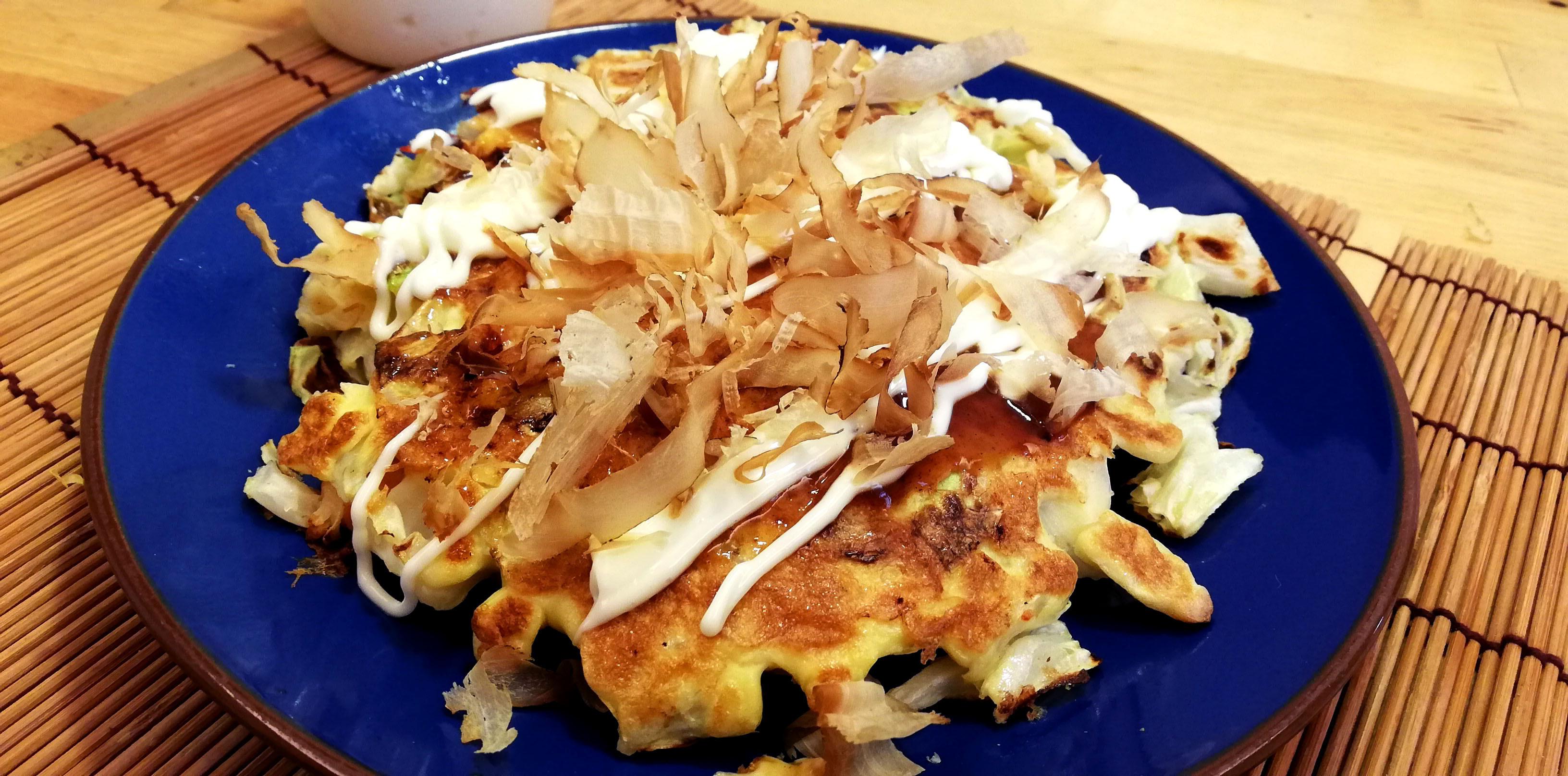 《日式美乃滋》海鮮大阪燒~一餐一道菜