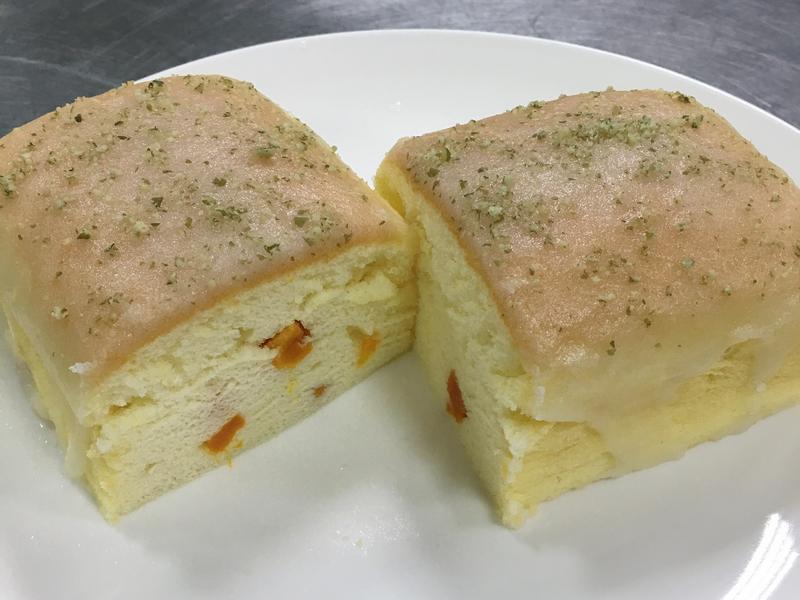 南瓜雞蛋糕