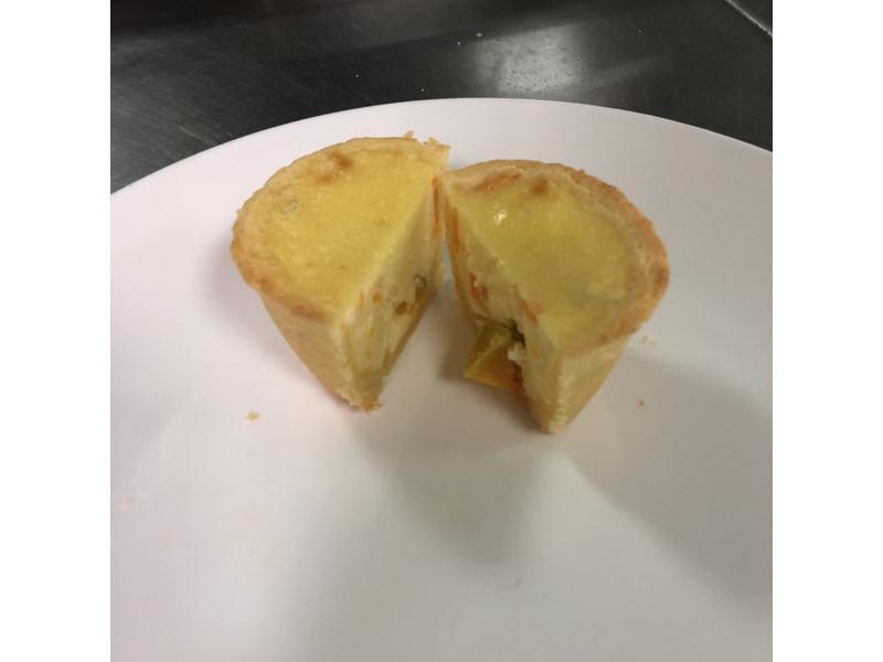 日式南瓜烤乳酪