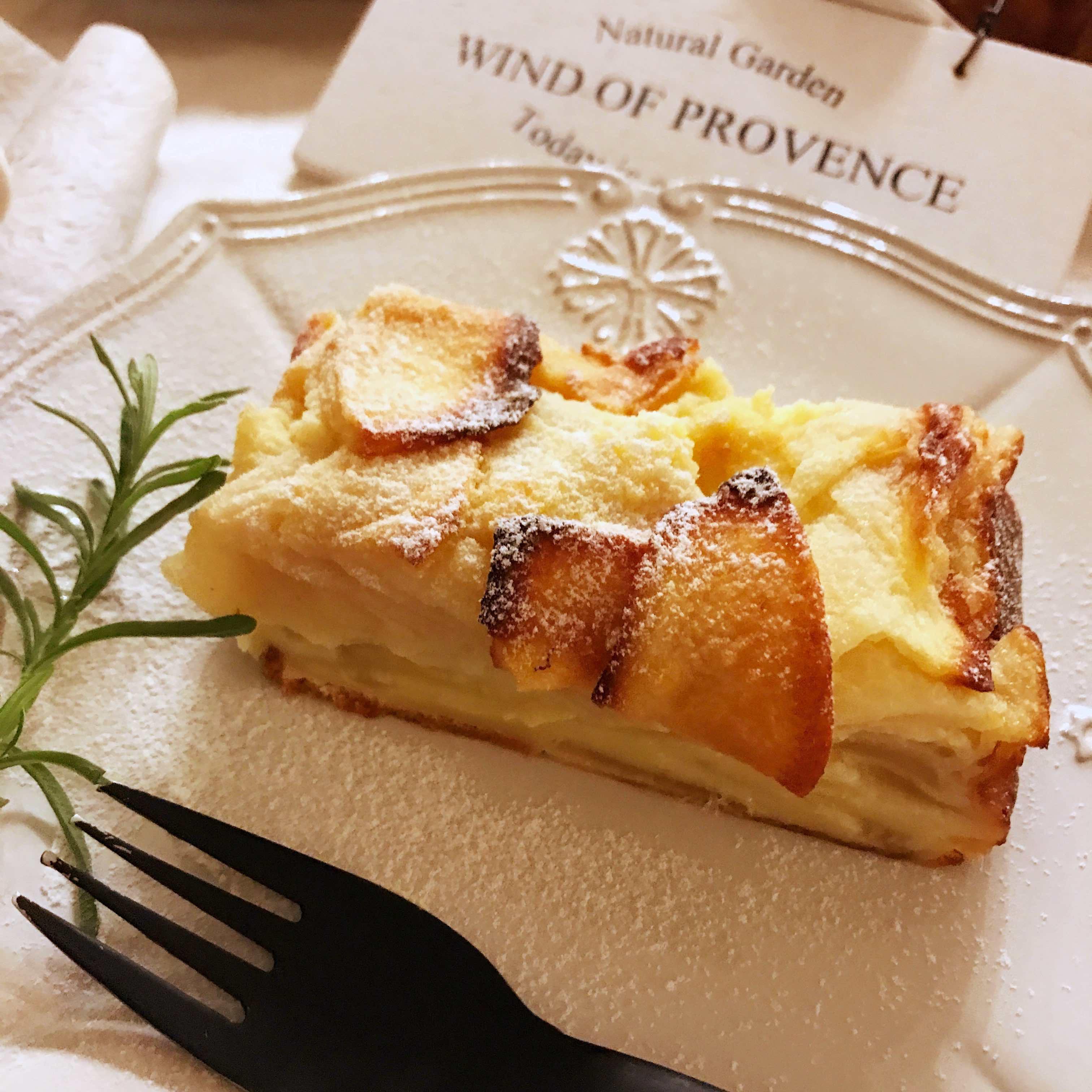 蘋果隱形蛋糕