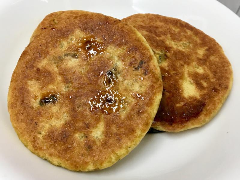 韓式南瓜糖餅
