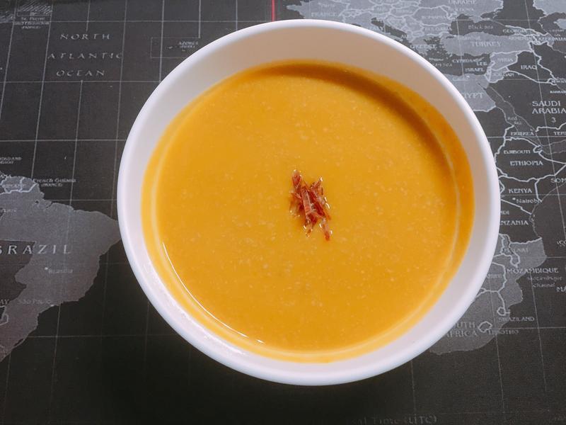 挑嘴寵物食譜-黃金南瓜濃湯