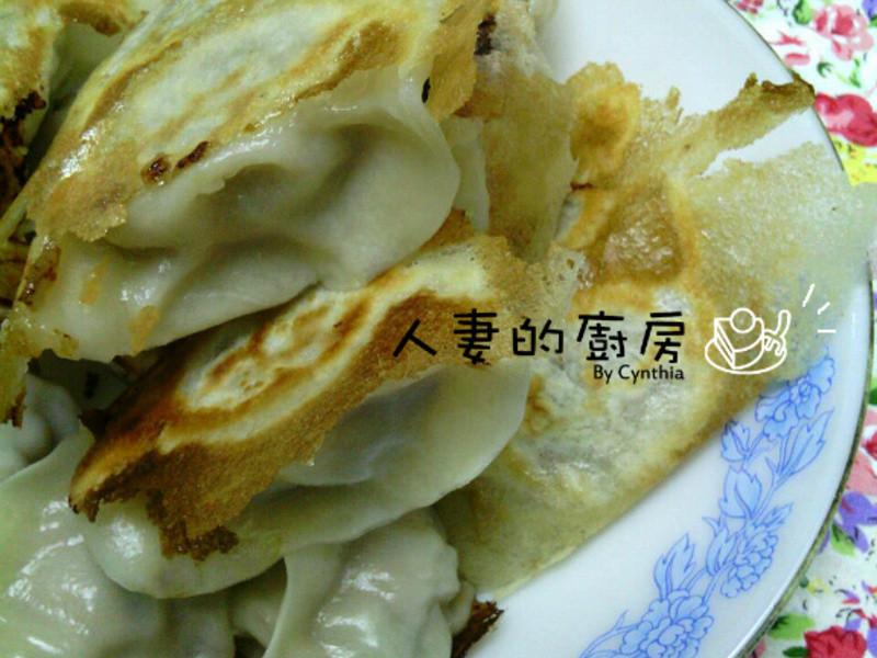 健康廚房黃金玄米油煎餃