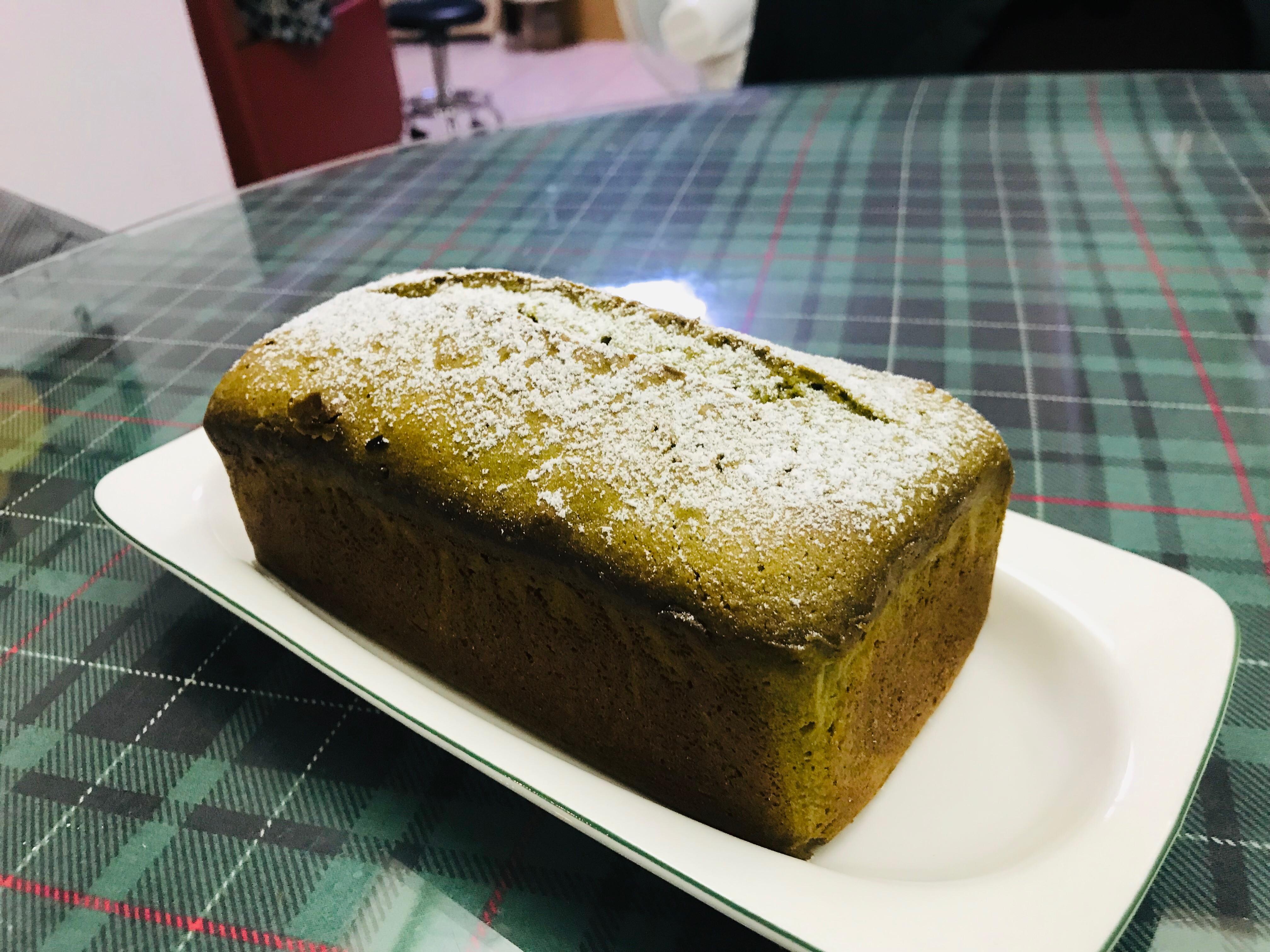 霜降抹茶磅蛋糕(3吋*7吋)