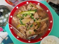 蔥燒雞燴飯