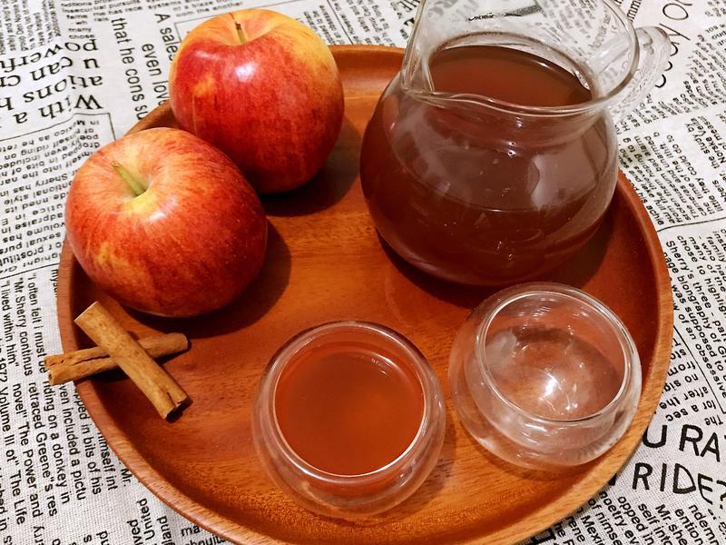 自製蘋果汁