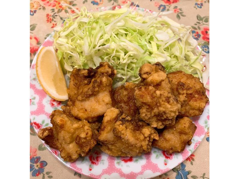 💛日式唐揚炸雞/日式炸雞塊💛