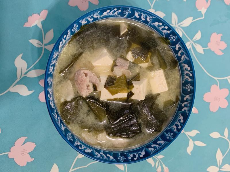韓式海帶湯