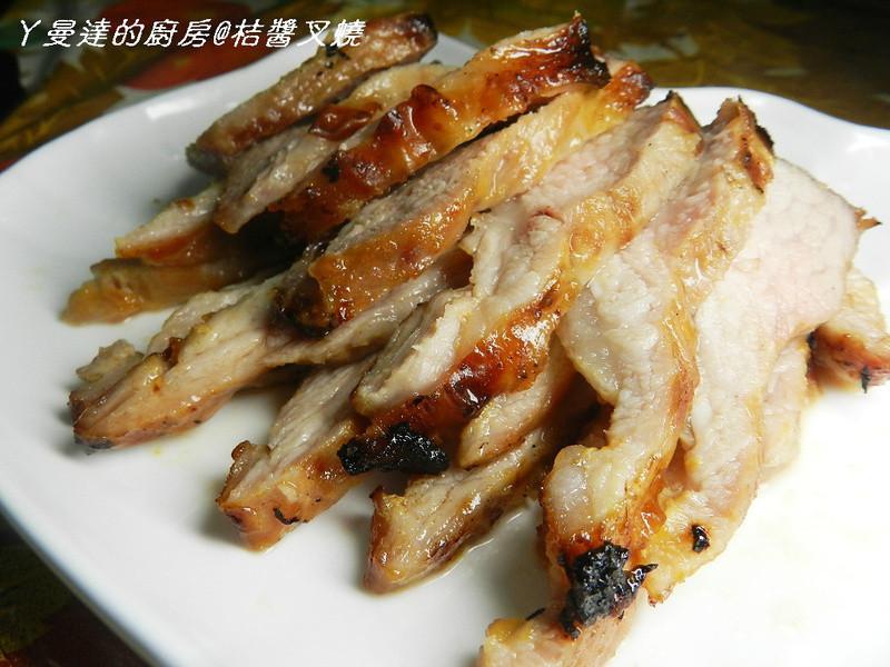 ㄚ曼達的廚房~桔醬叉燒