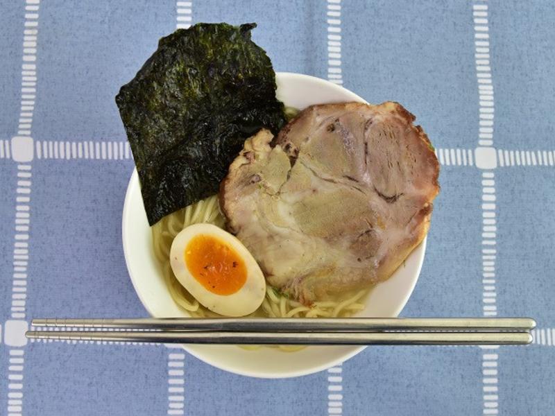 濃郁日式豚骨拉麵-懶人版