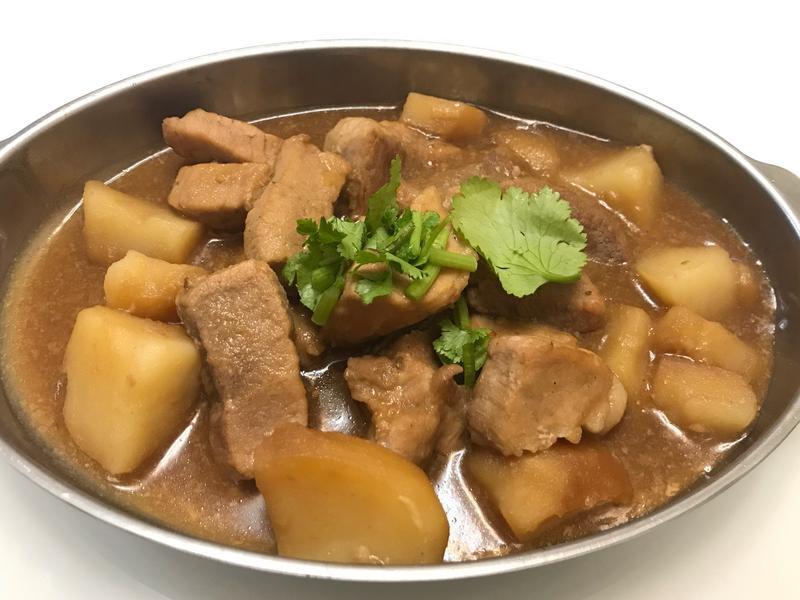 👩🏻🍳馬鈴薯燉肉
