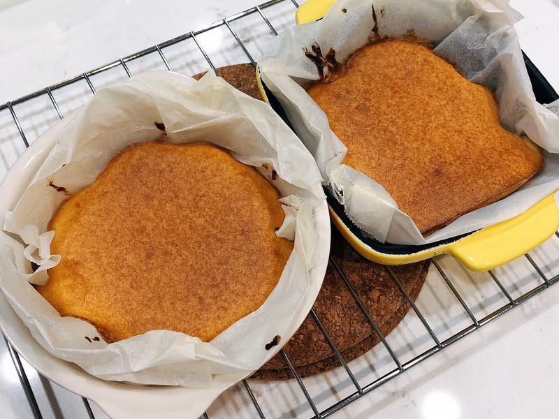 生酮奶香蛋糕