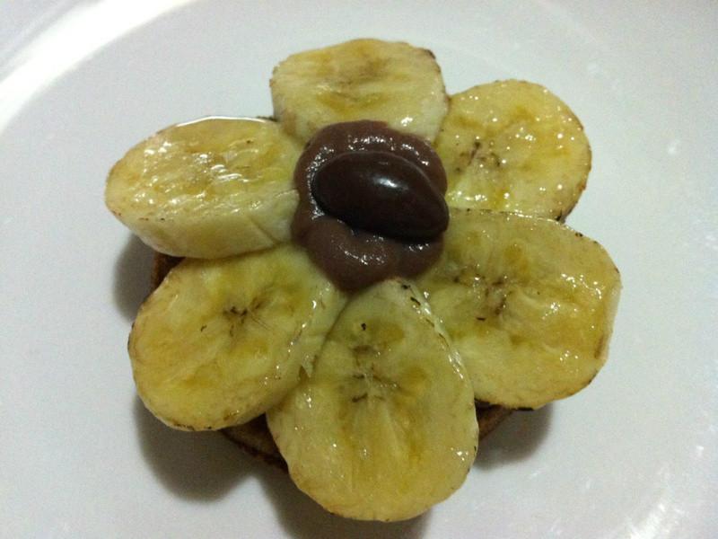 【Mr.剛】~焦糖香蕉格子