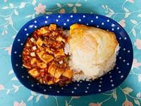 香香麻麻的麻婆豆腐蓋飯