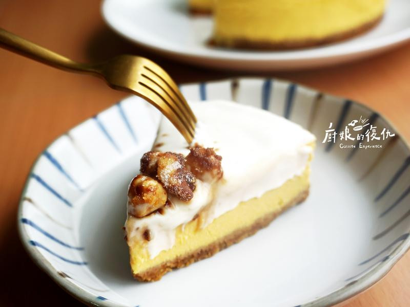 母親節♥ 南瓜優格乳酪蛋糕☃