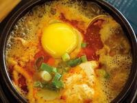 海鮮嫩豆腐鍋 : 해물순두부찌개