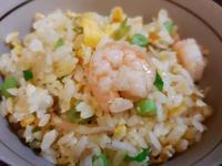 蝦仁黃金蛋超飯
