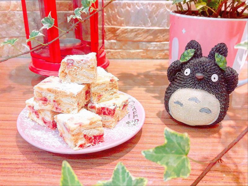 草莓雪Q餅