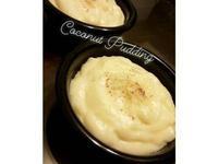 椰香布丁 Coconut Pudding