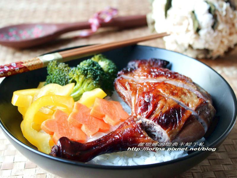 梅醬脆皮烤鴨