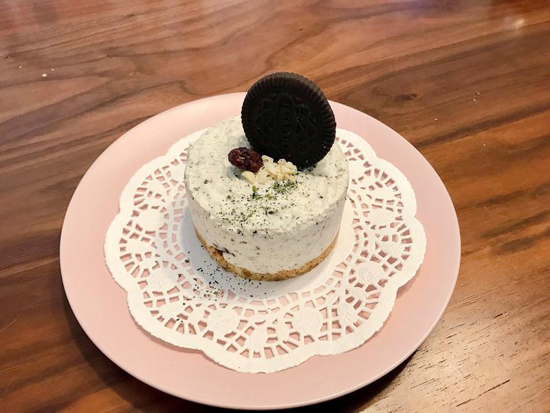 Oreo乳酪慕斯蛋糕