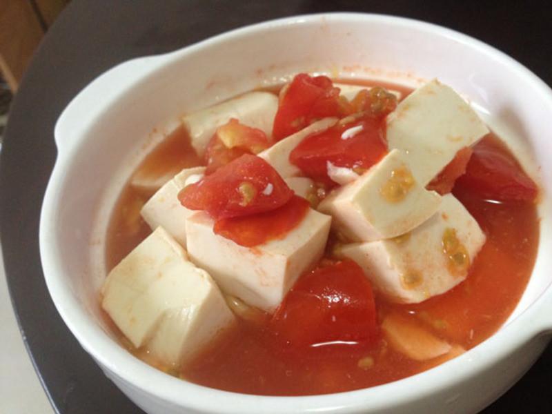 豆腐甜番茄