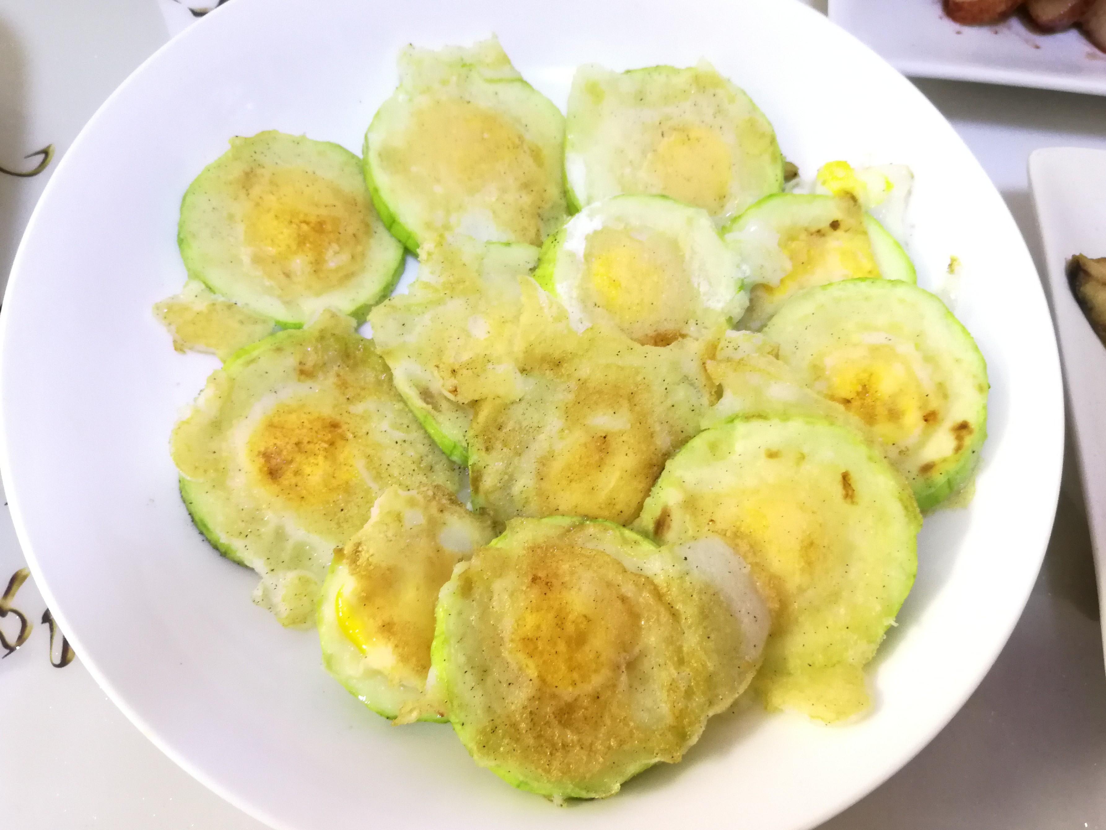 西葫蘆蛋餅