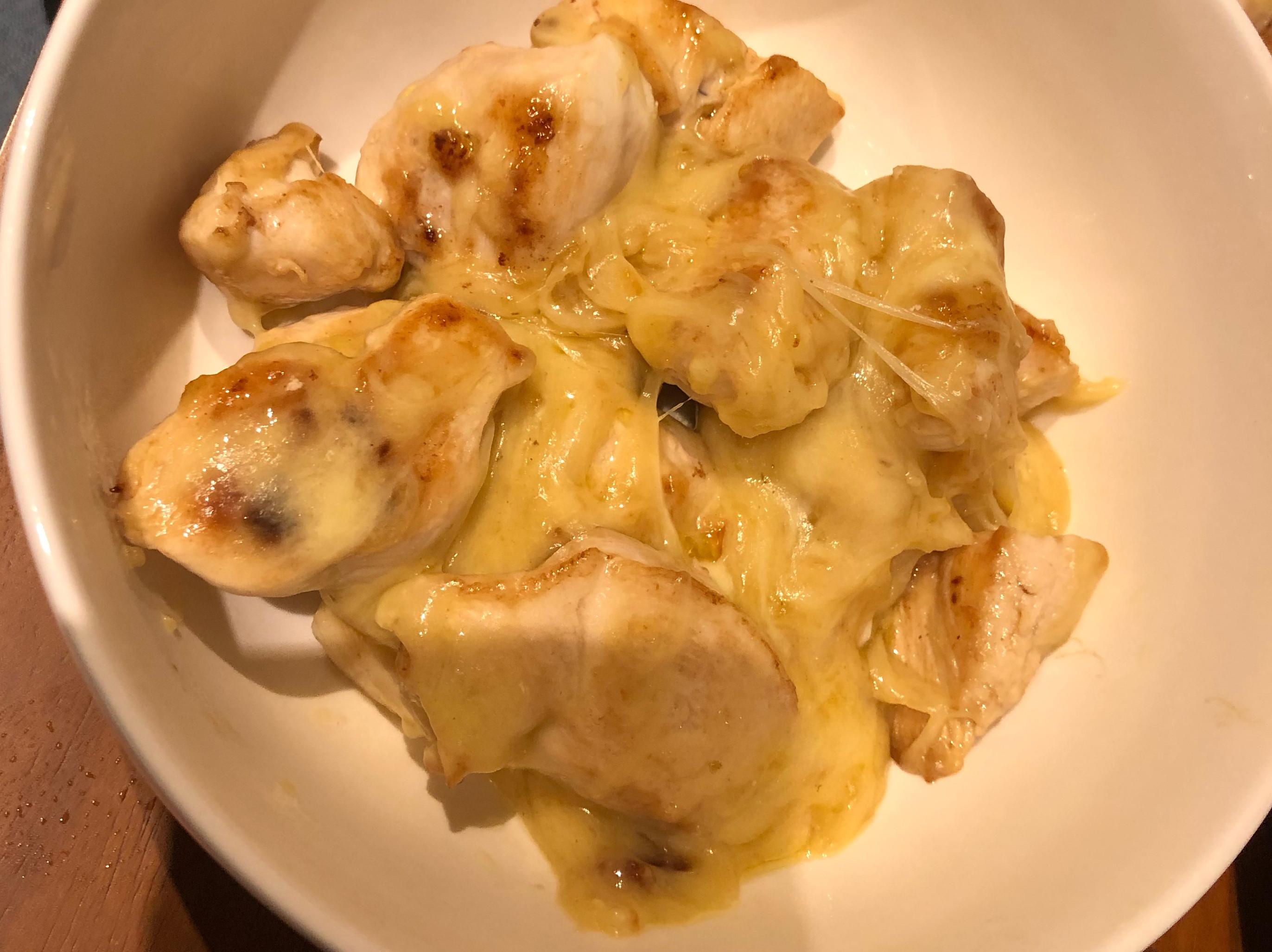 雞肉乳酪 減肥餐