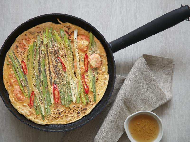 JIA Inc.日嚐平底鍋 泡菜海鮮煎餅