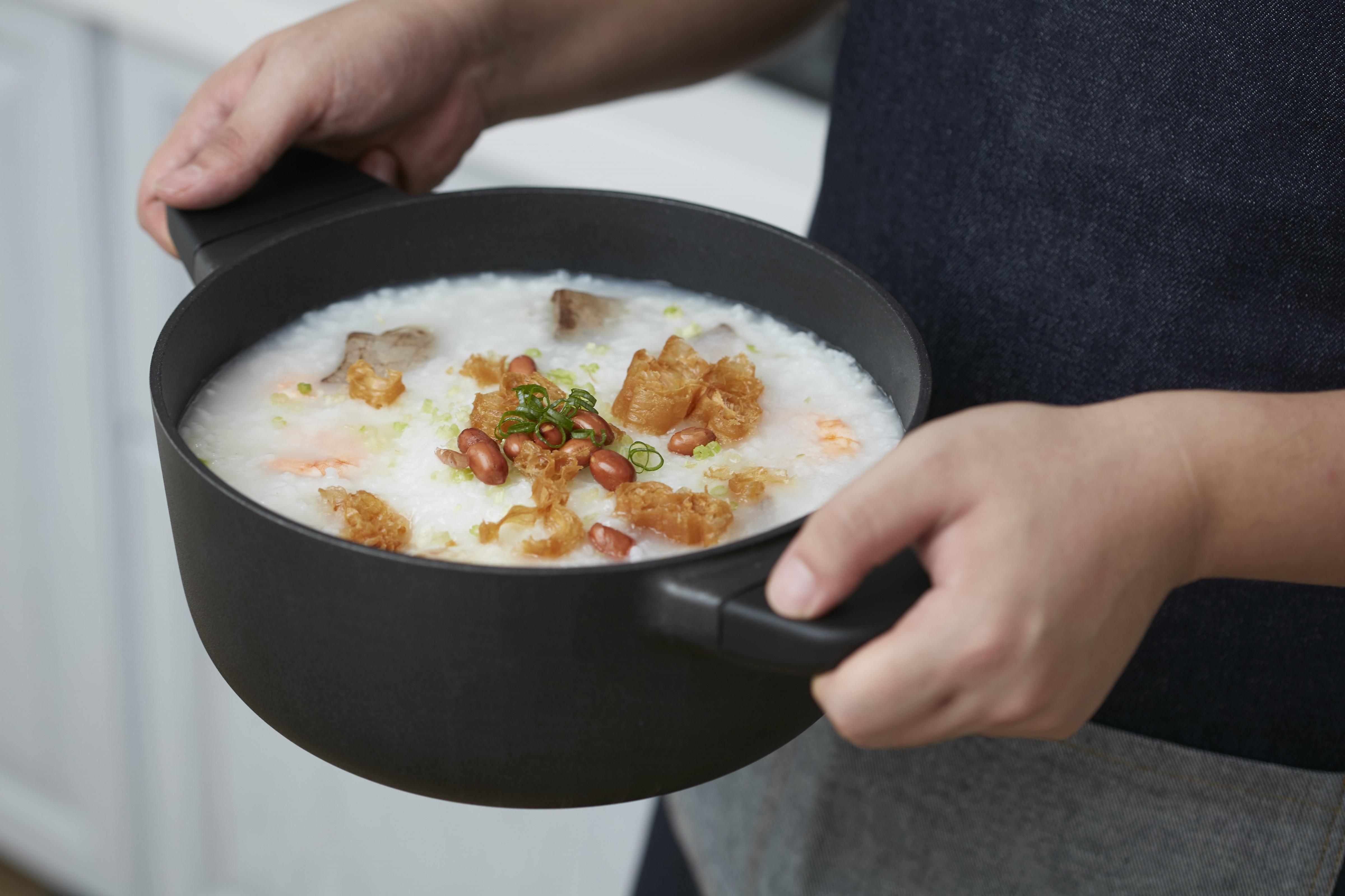 JIA Inc.日嚐雙耳鍋 港式海鮮粥