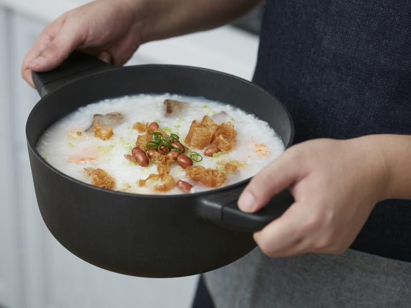 JIA Inc.日嚐雙耳鍋|港式海鮮粥