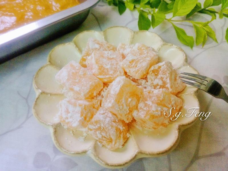 水果涼糕(茂谷柑口味)