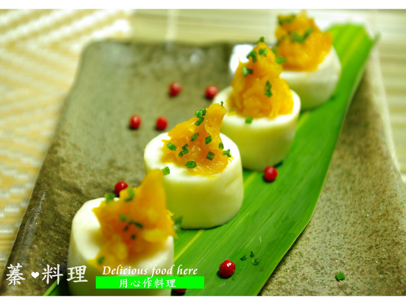 [四季江戶味之秋季料理]筊白筍饗宴