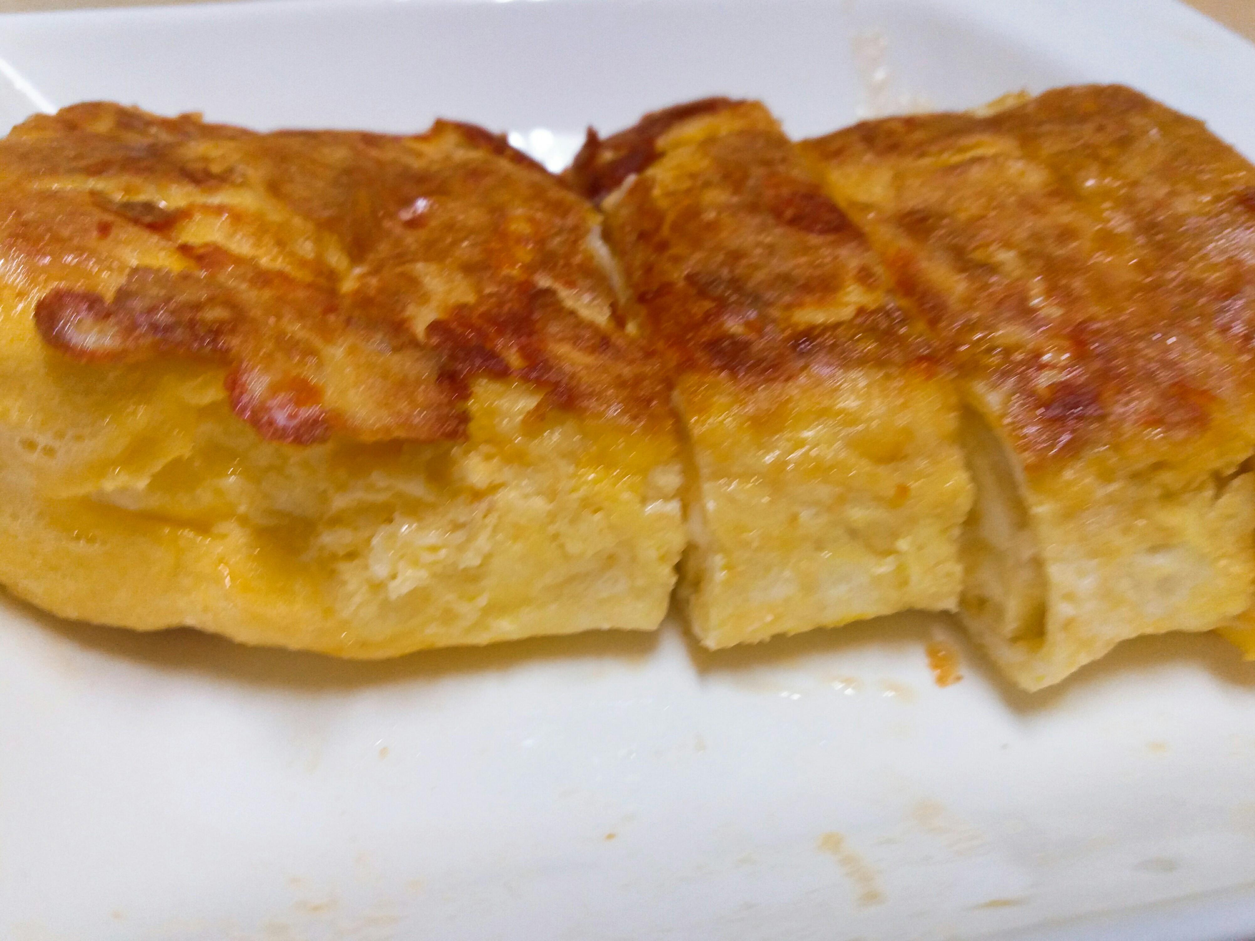 乳酪絲玉子燒蛋捲🛎