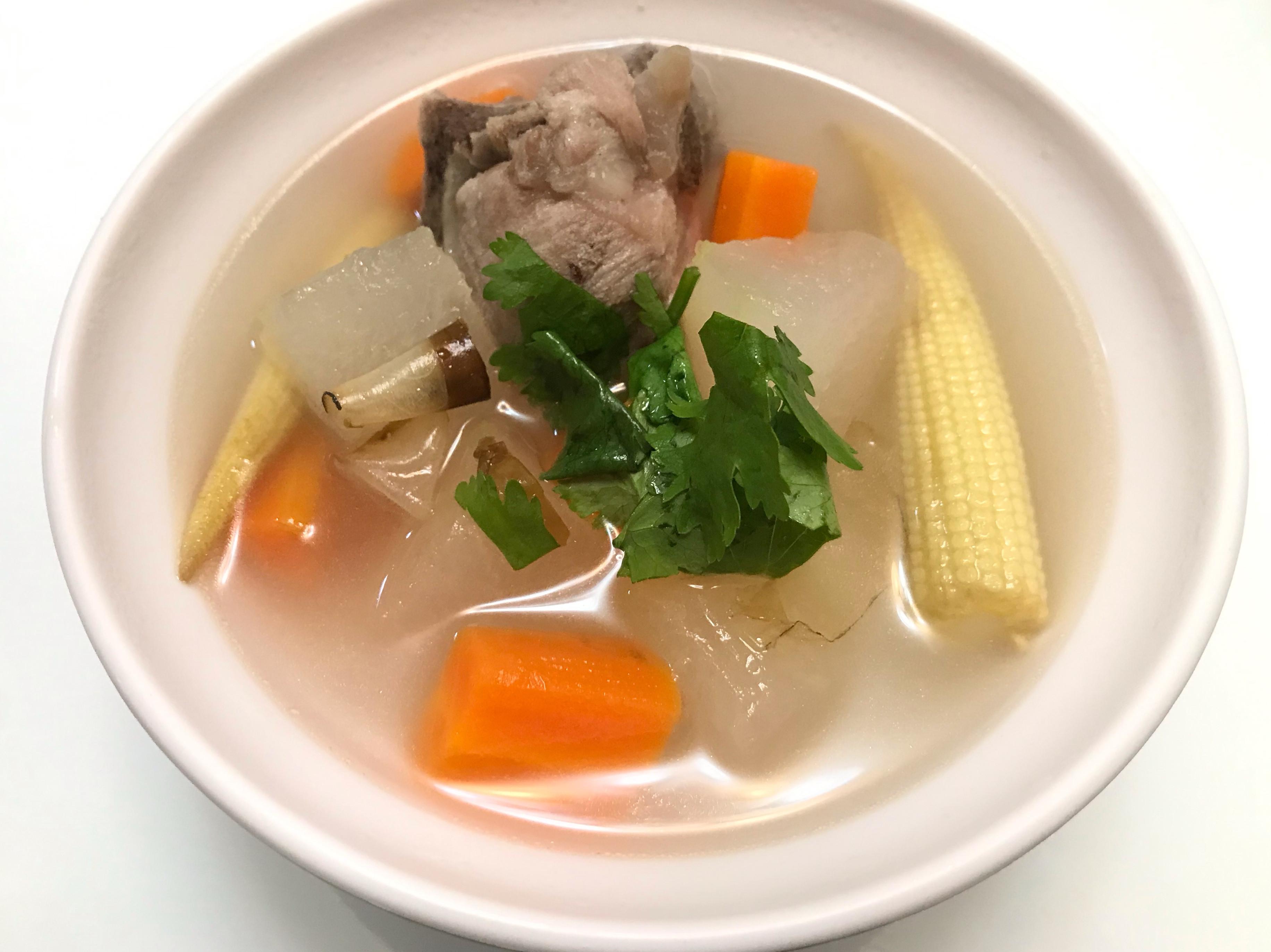 👩🏻🍳冬瓜排骨湯