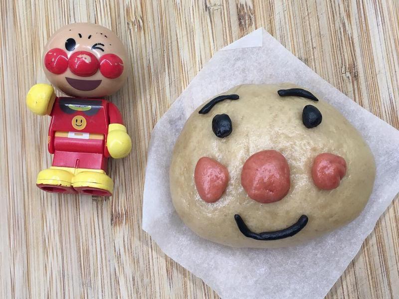 麵包超人饅頭