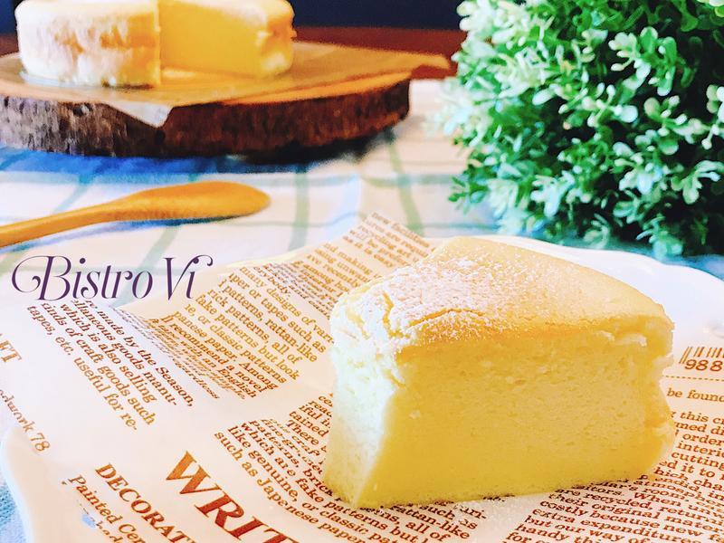 日本媽媽一吃就想學的日式輕乳酪蛋糕